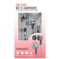 Encore Ws15 Earphones Black