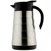 Pioneer Vacuum Serving Jug in Steel Black 0.8L