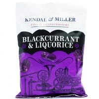 Kendal and Miller Blackcurrant and Liquorice 225g
