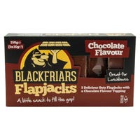 Blackfriars Chocolate Flapjack Multipack 5pk