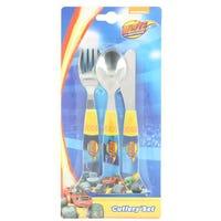 Blaze Shaped Cutlery