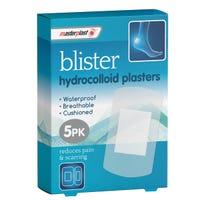 Masterplast 5 Hydrocolloid Blister Plasters