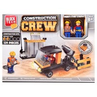 Block Tech Construction Crew Set