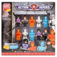 Action Play Figures 10 Pack