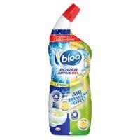 Bloo Total Hygiene and Shine Toilet Gel Lemon 700ml