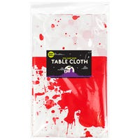 Halloween Table Cover Blood 132 x 178cm