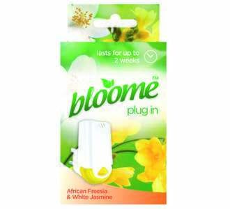 Bloome Plug-in Air Freshener- African Freesia & White Jasmine