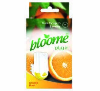 Bloome Plug-in Air Freshener- Orange Burst