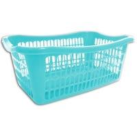 Handy Basket Blue 36cm x 24cm x 15cm