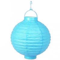 Paper Lantern Blue