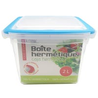 Food Storage Container Blue 2L
