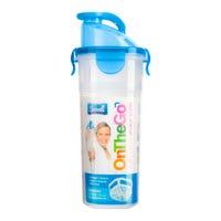 Blue Shaker Drinking Bottle 600ml