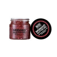 BOD Mermaid Glitter Body Gel Pink Pot 50ml