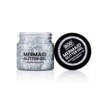 BOD Mermaid Glitter Body Gel - Silver Pot 50ml