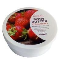 Lisseau Body Butter Strawberry 220g