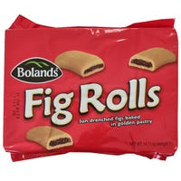 Bolands Fig Rolls Twin Pack 400g