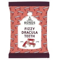 Bonds Fizzy Dracula Teeth 150g