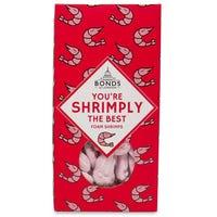 Bonds Shrimply The Best Pun Gift Box 160g