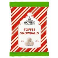 Bonds Toffee Snowballs Bag 150g