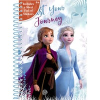 Disney Frozen 2 A5 Soft Cover Notebook