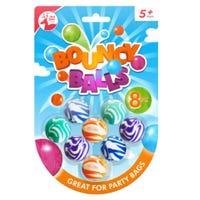 Bouncing Balls 8 pack