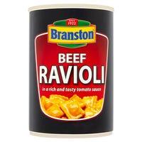 Branston Beef Ravioli Tin 395g