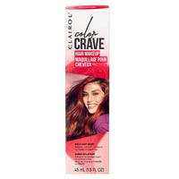 Clairol Colour Crave Non-Permanent Hair Makeup Ruby 45ml
