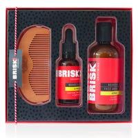Brisk Grooming Kit Beard Care Set