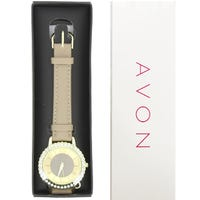 Avon Sofie Watch Gold And Brown