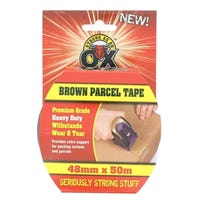 Brown Packing Tape 48m