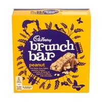 Cadbury Brunch Bar Peanut 6 Pack