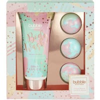 Style & Grace Bubble Boutique Bath Bomb Gift Set