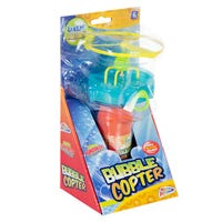 Rip Cord Bubble Copter Assorted