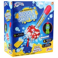 Bubble Shuttle Rocket