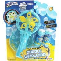 Light Up Bubble Whirl Wind Assorted