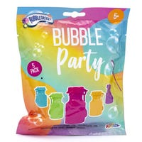 Bubble Party Pack 5 Pack