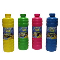 Bubble Solution Assorted 945ml