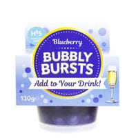 Bubbly Bursts Blueberry Flavour 130g