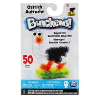 Bunchems Ostrich Pet Pals