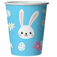 Easter Disposable Cups Bunny 12 Pack