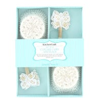 Cupcake Decorating Kit Butterfly