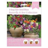 Speedy Seed CG Disc Butterfly & Bee