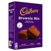 Cadbury Brownie Mix 350g