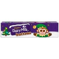 Cadbury Dairy Milk Buttons Tube 72g