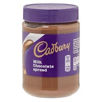 Cadbury's Smooth Chocolate Spread 400g