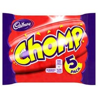 Cadbury Chomp 5 Pack