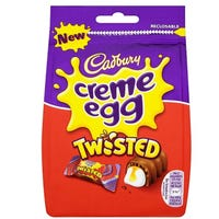 Cadbury Creme Egg Twisted Bag  94g