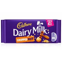 Cadbury Dairy Milk Chopped Nuts 95g