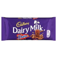 Cadbury Dairy Milk Daim Chocolate 120g