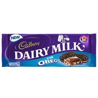 Cadbury Dairy Milk Oreo Chocolate Bar 95g